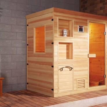 Beneficios de una sauna seca en tu salud