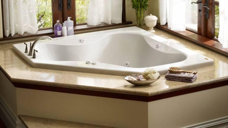 Ventajas de relajarse en la bañera jacuzzi