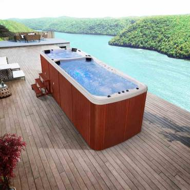 Mejora la experiencia de tu piscina de hidromasaje