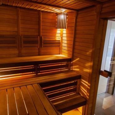 Así funciona la sauna infrarroja; ventajas para la salud