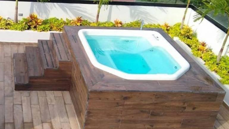 Nociones básicas para instalar un spa exterior en tu hogar
