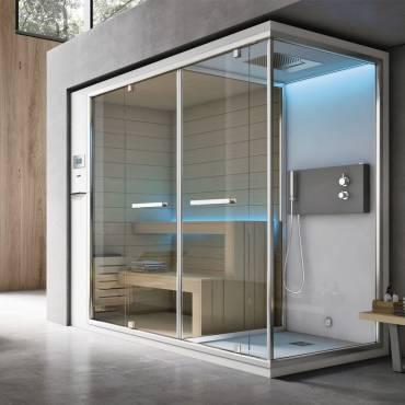Los orígenes de la sauna de vapor
