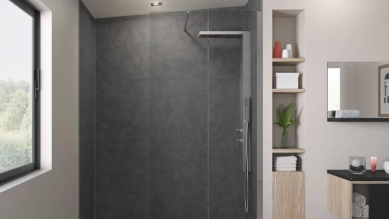 Factores de compra: panel para ducha