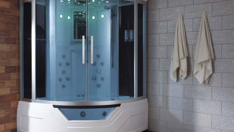 Tu propia cabina de hidromasaje en casa es posible