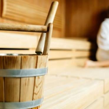 Historia de la sauna finlandesa; y mucho más