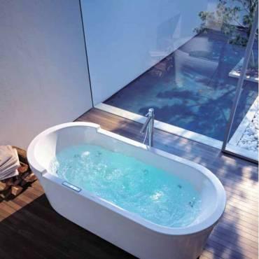 Bañera de hidromasaje, un mundo de posibilidades