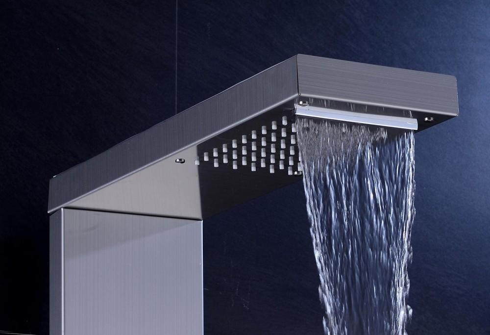 Descubre cuál es el panel de hidromasaje ideal para tu hogar