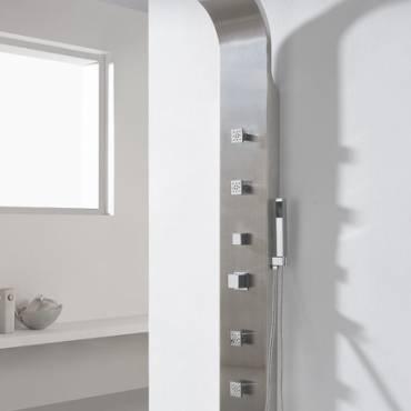 Columna de ducha hidromasaje, solución perfecta