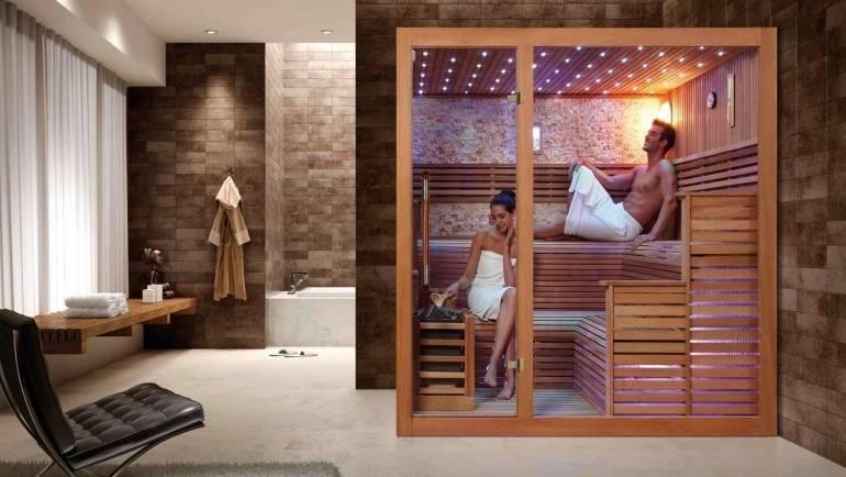 Sauna finlandesa: los mejores lugares donde instalarla