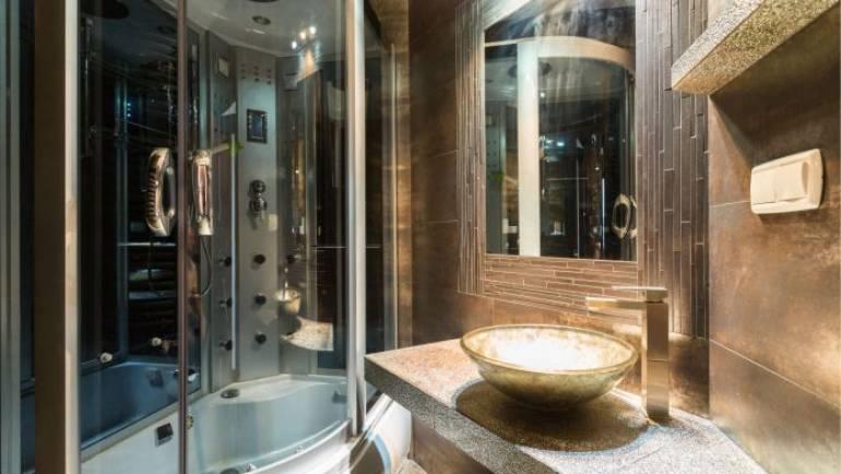 Cabina de ducha hidromasaje: una ayuda para el estrés
