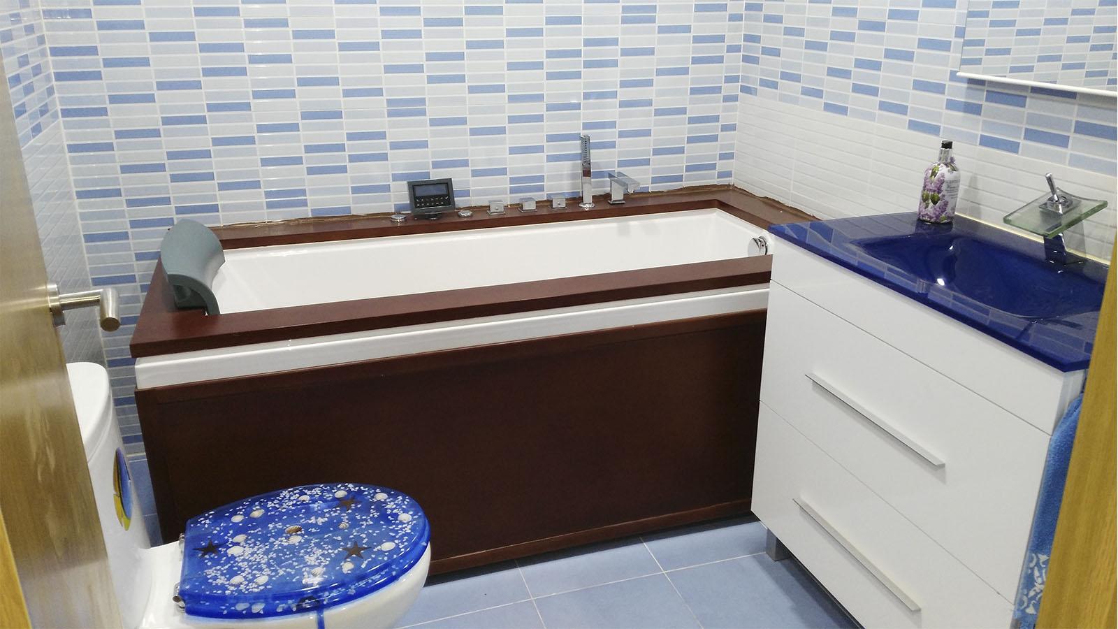Bañera de hidromasaje AT-003-2